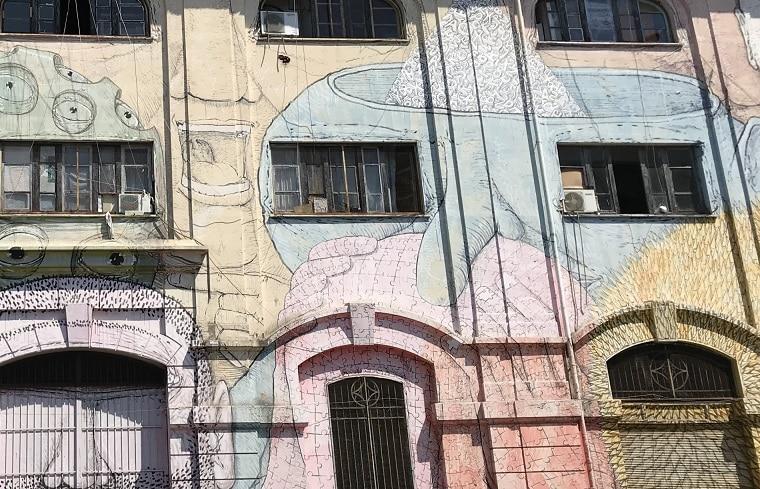 Mural Garbatella