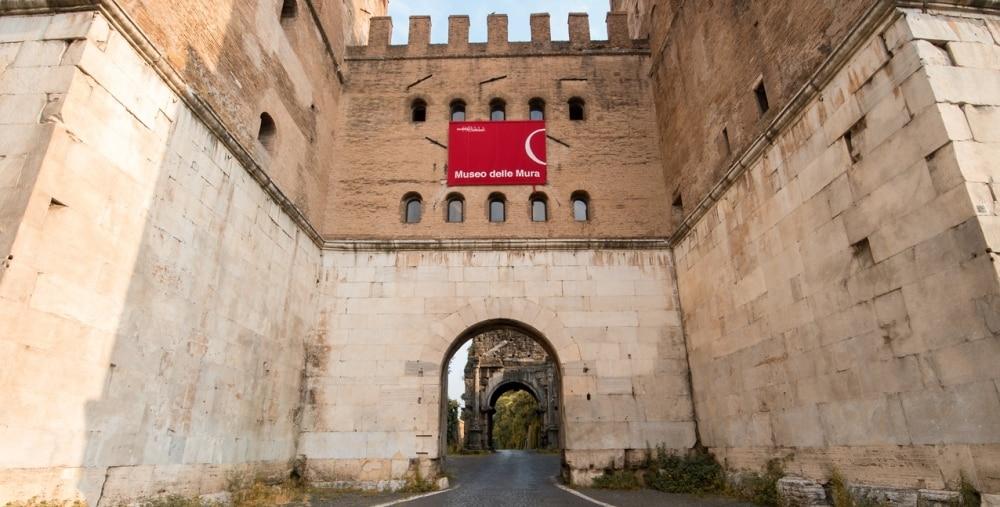 Museo delle mura visitar roma gratis