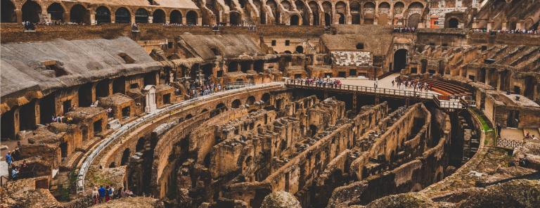 Tour Coliseo Subterráneo