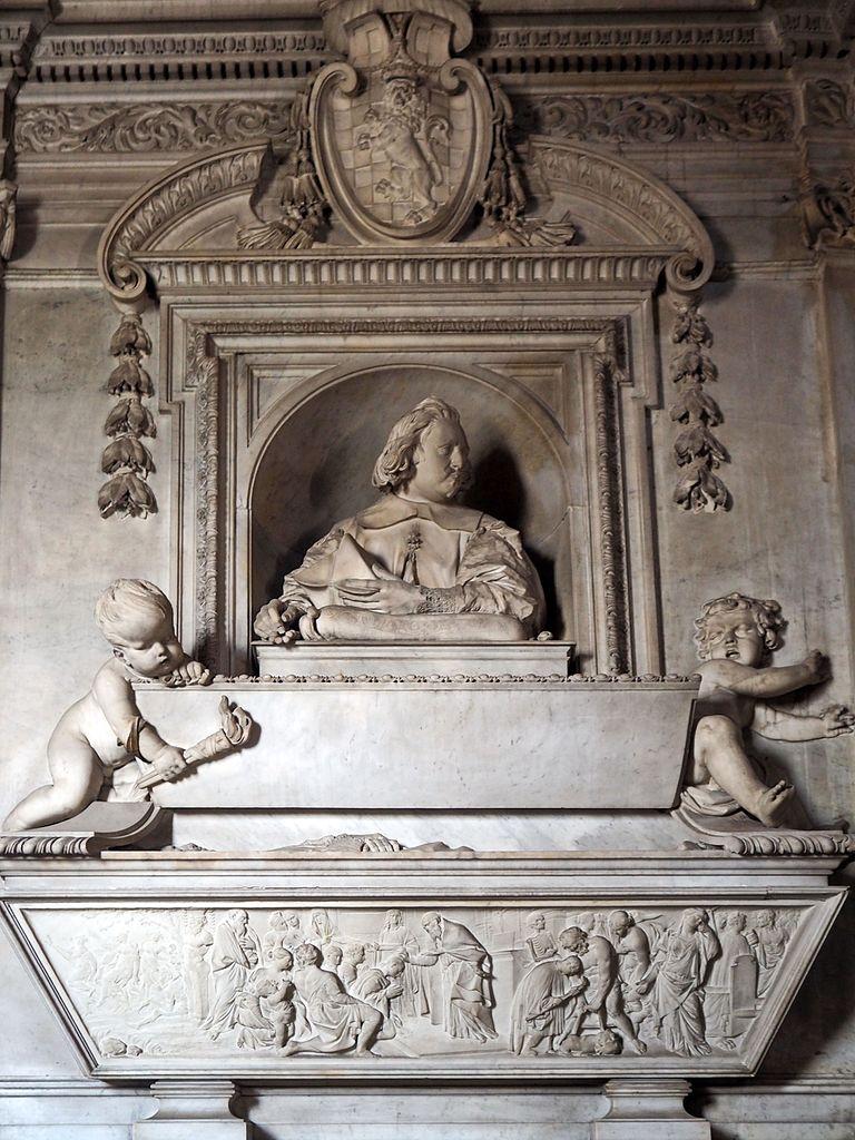 tumba Raimondi san Pietro in Montorio