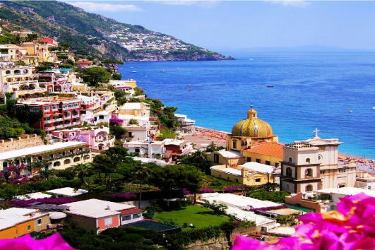 Excursión a la Costiera Amalfitana desde Roma