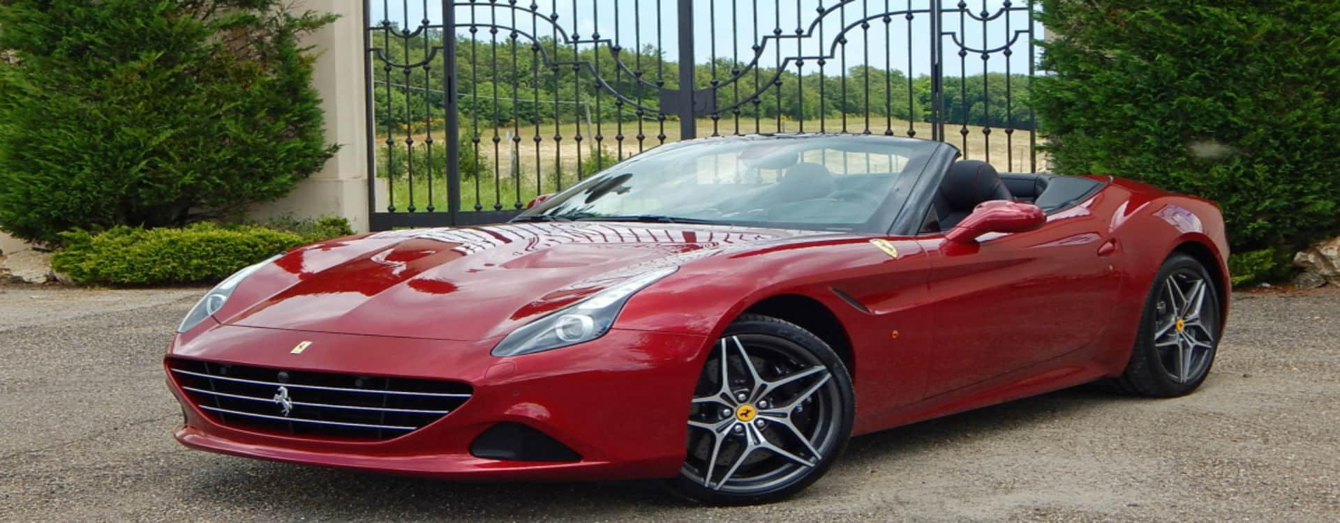 Tour Ferrari Roma
