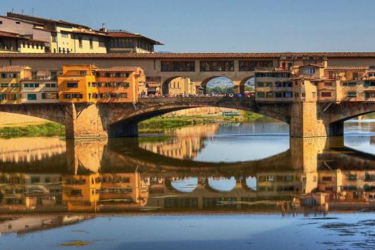 Transporte a Florencia desde Roma en tren de alta velocidad