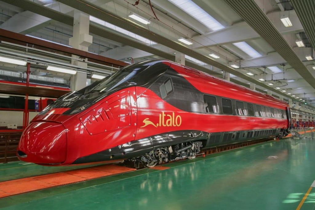 visita desde Roma en tren de alta velocidad a Venecia