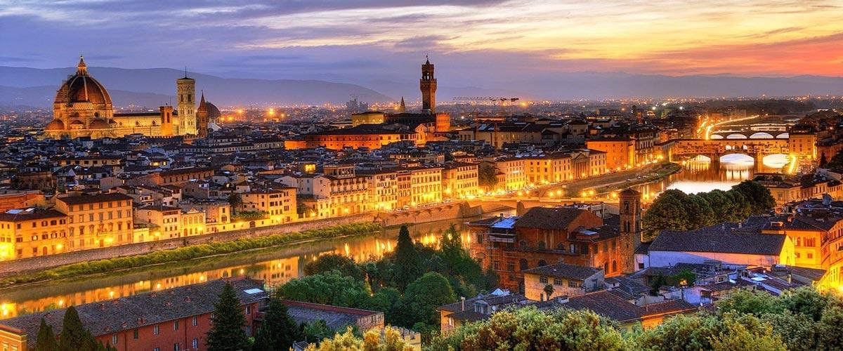 Viajar en tren de Roma a Florencia