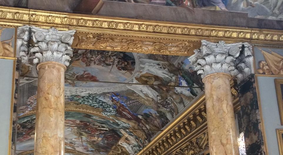 galleria colonna sala
