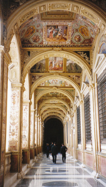 loggia rafael vaticano