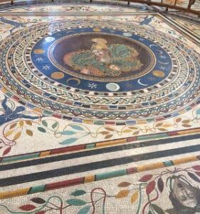 museos vaticanos mosaico