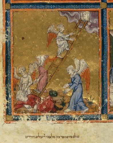 sueño jacob siglo XIV