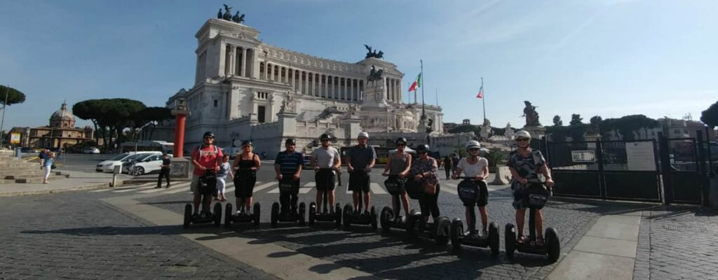tour segway roma