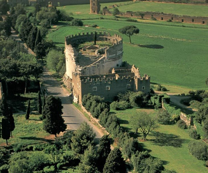 Tour Catacumbas, Via Appia y mirador del Pincio