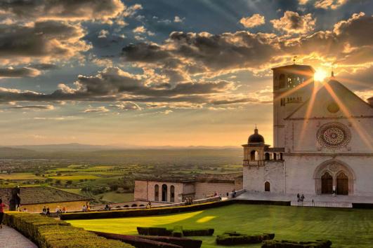 Excursión a Asís y Orvieto desde Roma