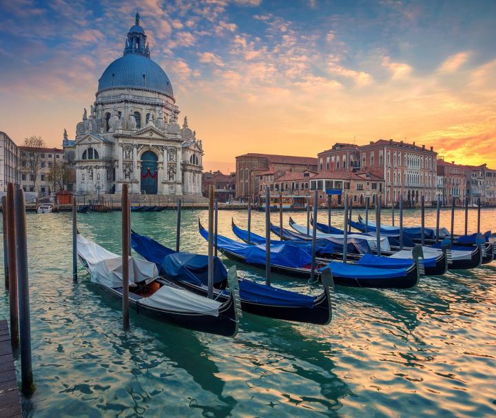 Excursión a Venecia con tour en góndola desde Roma