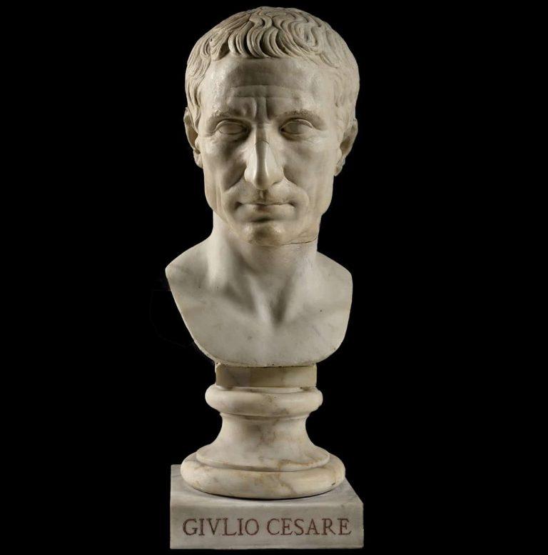julio cesar escultura museos vaticanos
