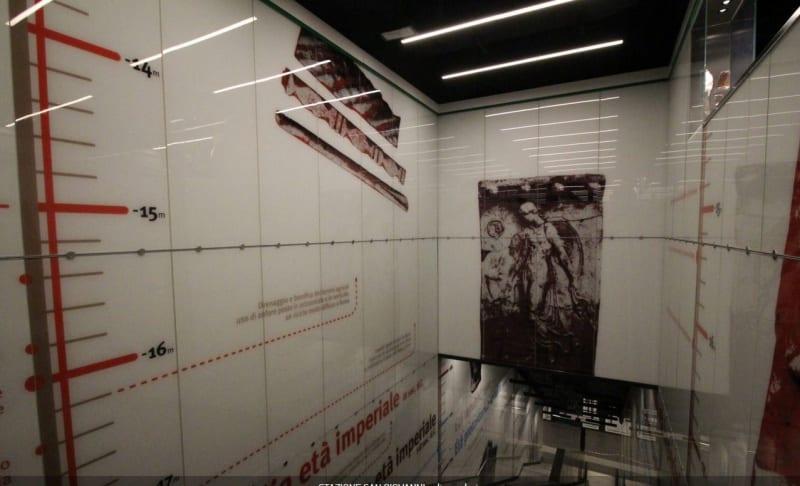 estacion san giovanni metro roma