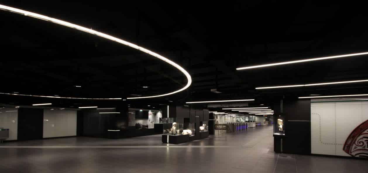 estacion san giovanni metro roma linea c