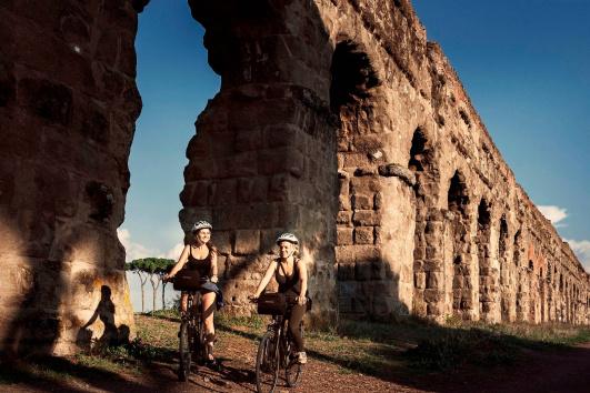 Tour en bicicleta por Roma - Via Appia