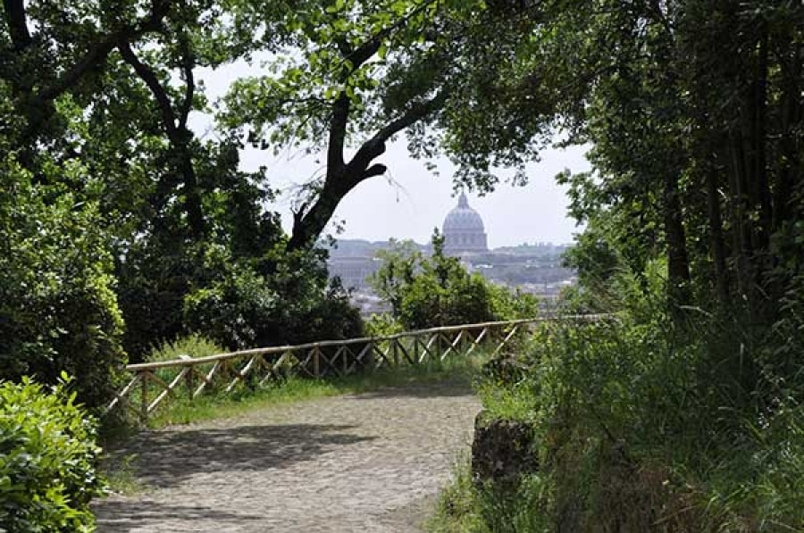 vistas terrazas panoramicas roma monte mario