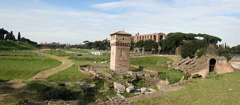 circo Máximo torre