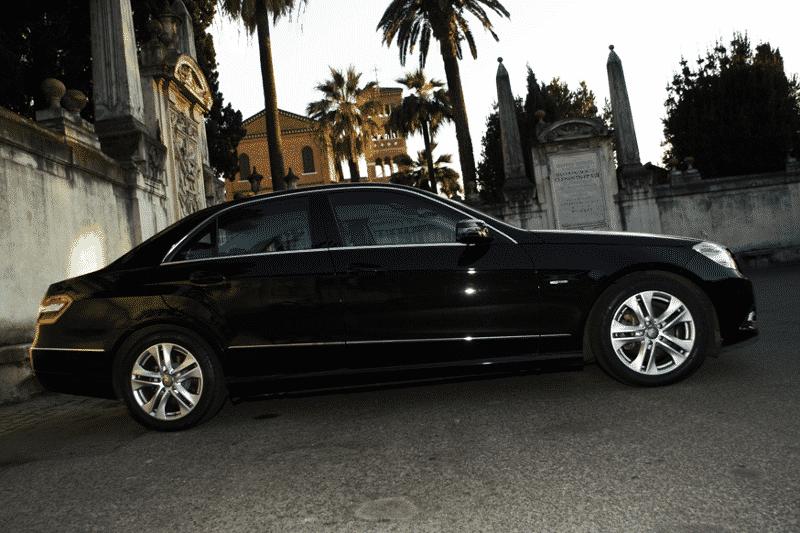 roma pompeya coche