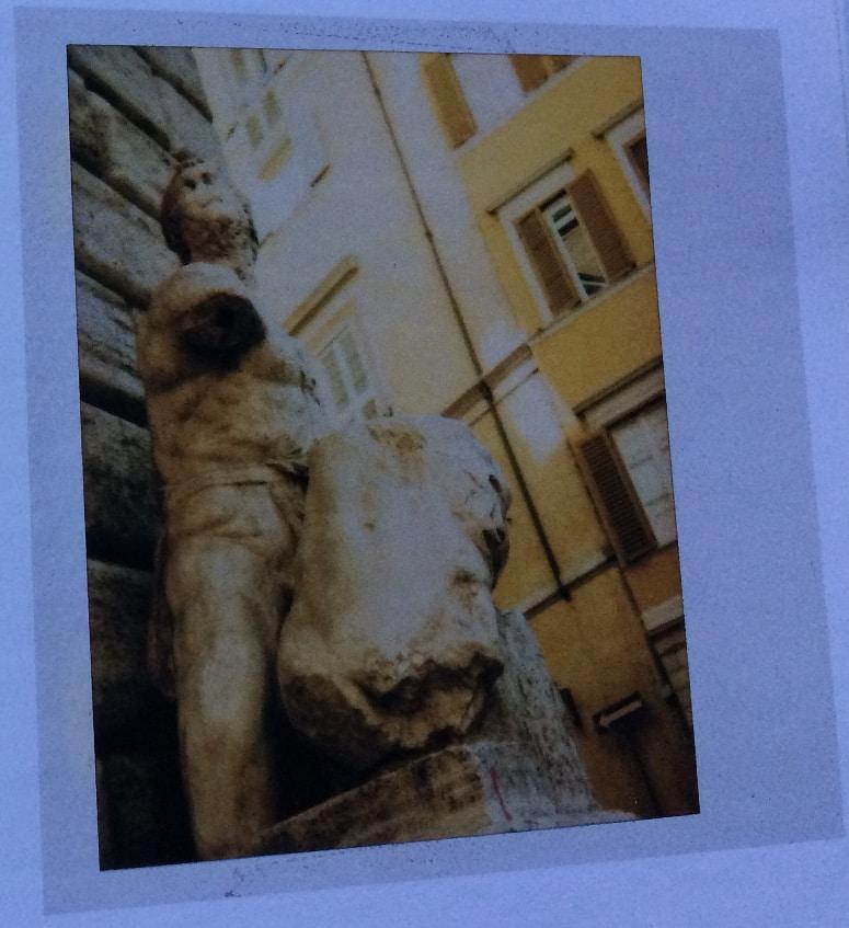 estatuas hablantes pasquino