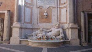 marforio estatuas parlantes roma