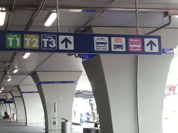 aeropuerto fiumicino como llegar a roma
