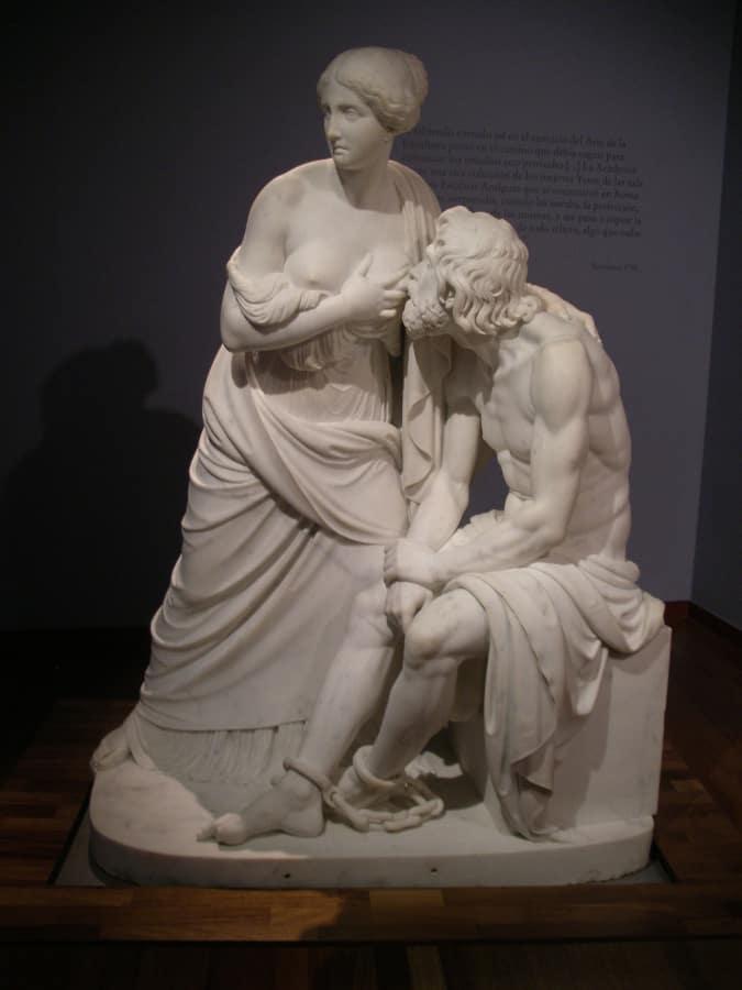 caridad romana antonio sola