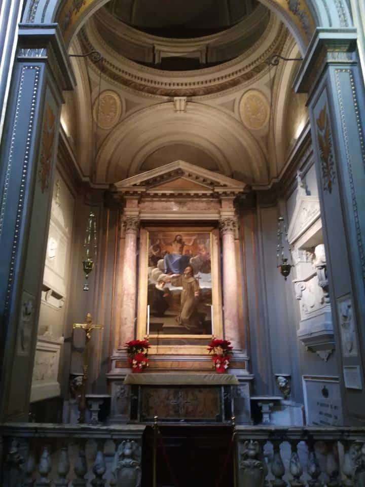 iglesia montserrat roma capilla diego alcala