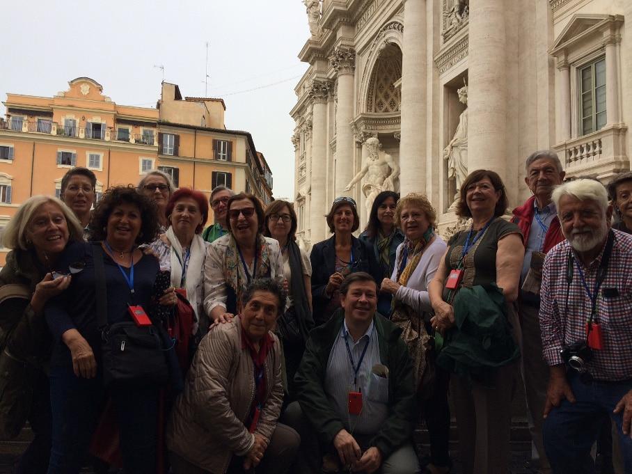 mujeres de roma visita guiada