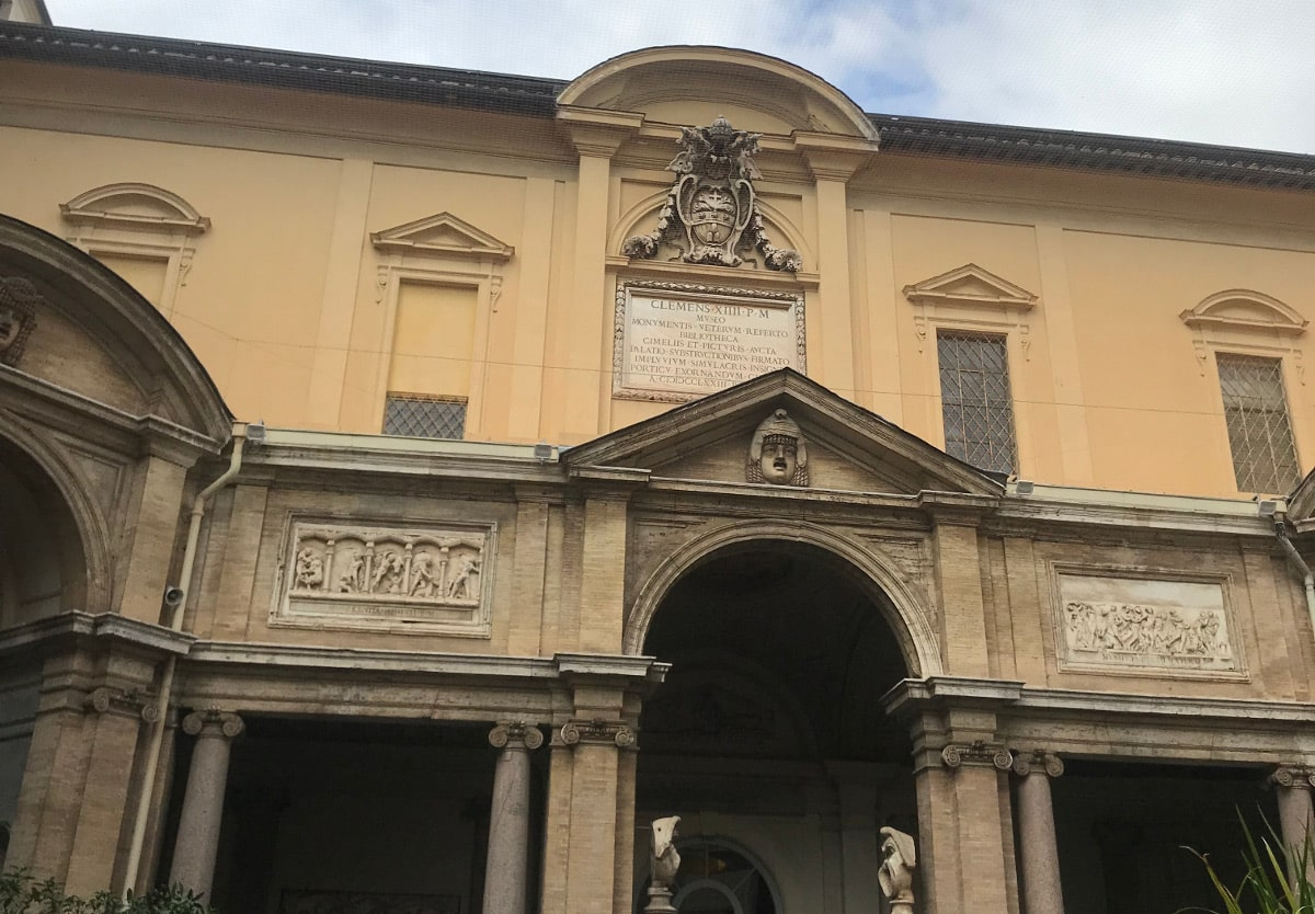 Entradas Vaticano