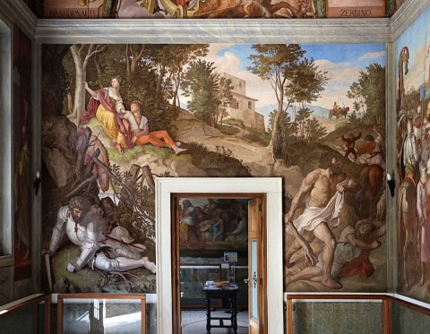 schnorr von carolsfeld orlando furioso villa giustiniani