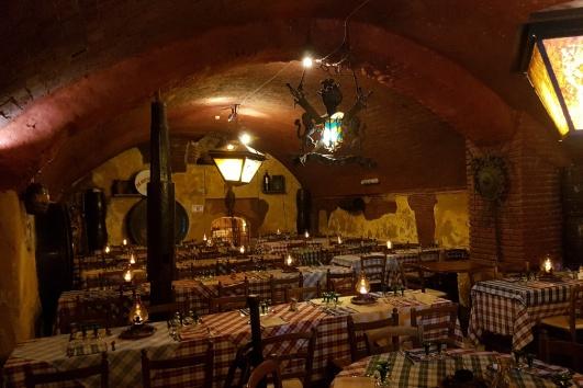 Cena Nochevieja Restaurante Meo Patacca