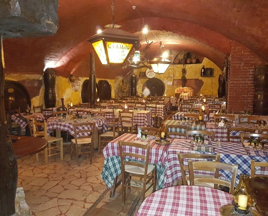 Restaurante en Roma Meo Patacca