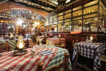 Cena Nochevieja Restaurante Da Meo Patacca