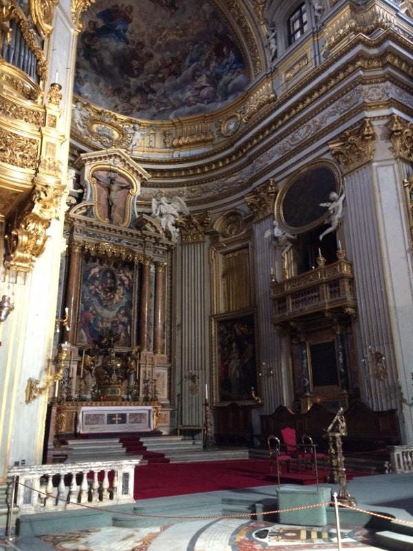 altar santa maria vallicella