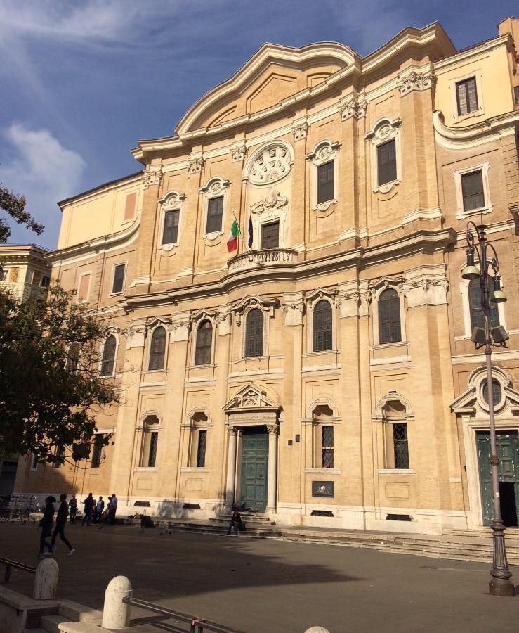 biblioteca vallicelliana borromini roma