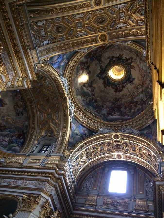 cupula santa maria vallicella