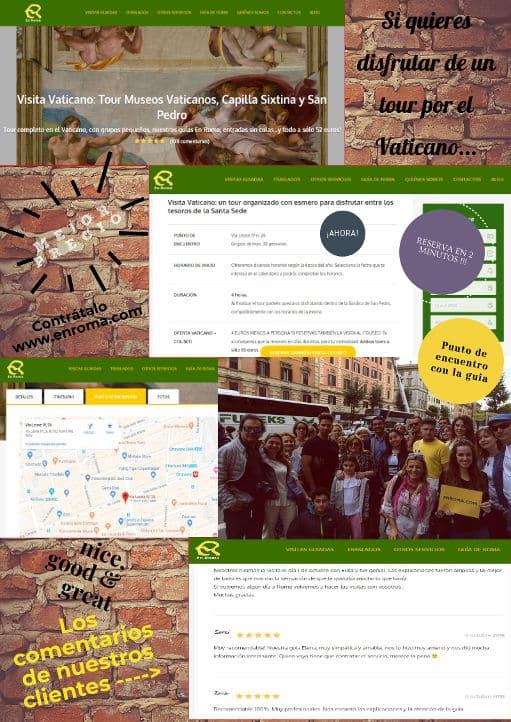 infografia tour vaticano