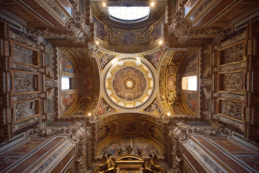 santa maria la mayor capilla paulina