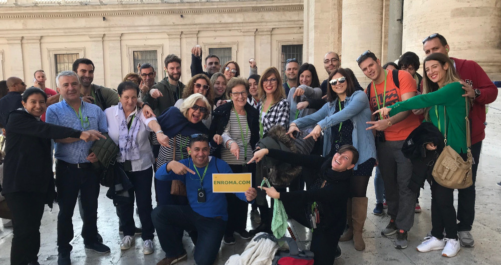 visita vaticano tour noviembre