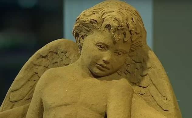 angel belen arena roma 2018