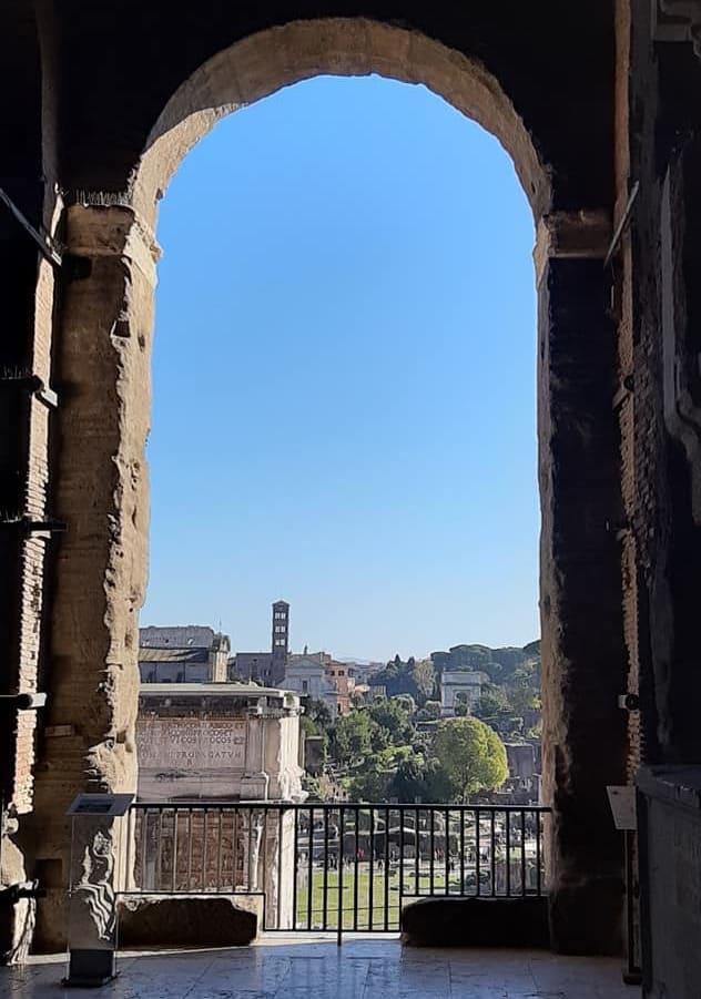 foro romano tabularium
