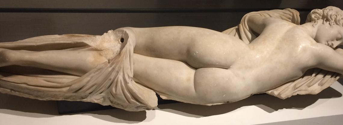 hermafrodito museos de Roma