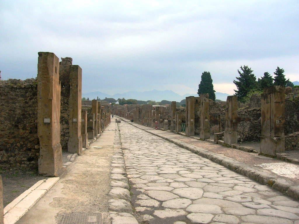 Excursión de 3 días Pompeya