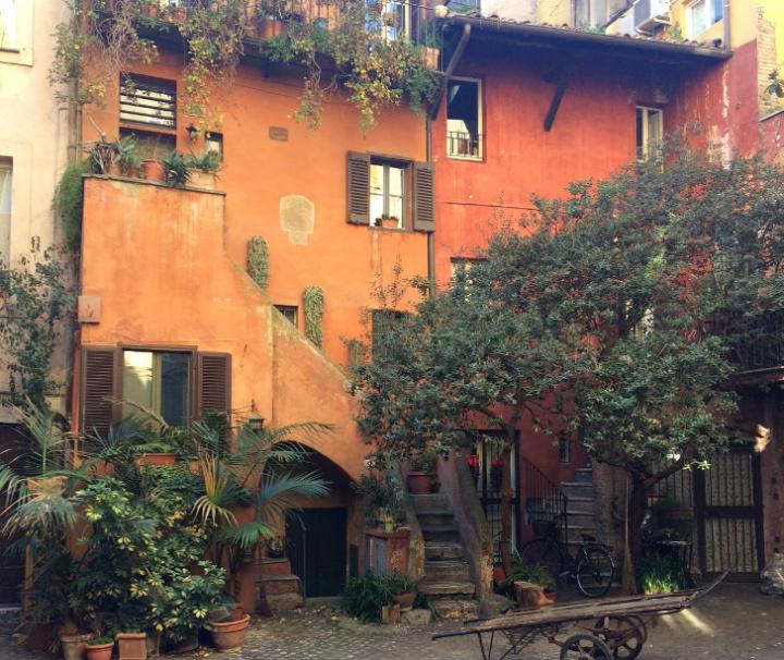 Anécdotas, curiosidades y belleza en el centro de Roma