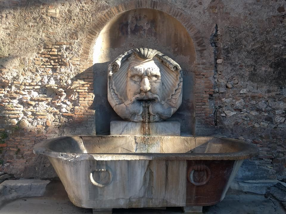 fontanone santa sabina