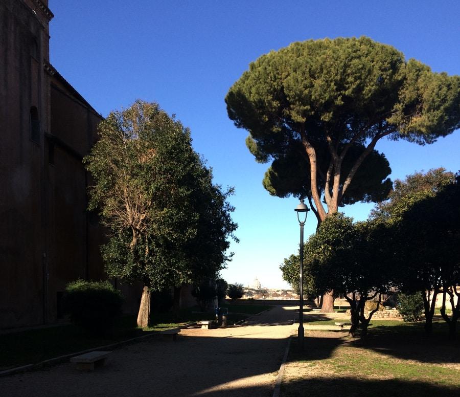 jardin aventino san alejo
