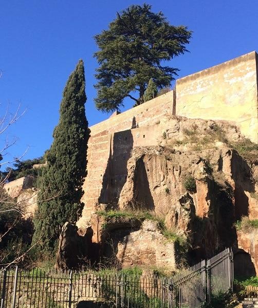 roca tarpeia campidoglio roma