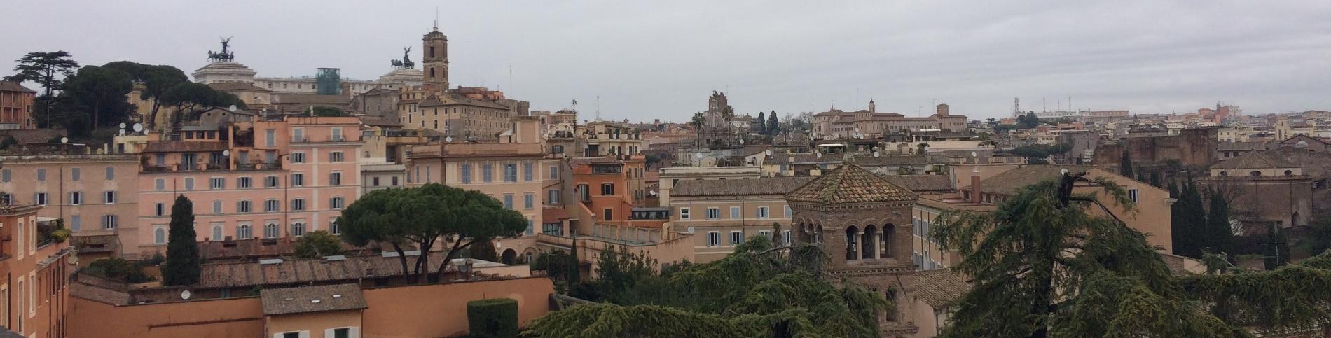terraza palacio rhinoceros roma